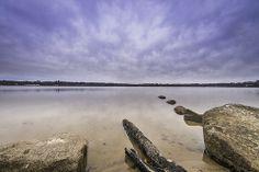 Lake Ronkonkoma, Long Island, New York.