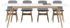 Modern & Contemporary Designer Extending Dining Tables - BoConcept UK