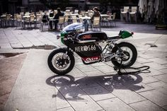 MASH 250 Cafe Racer Café Noir 2016 - XTR Pepo 6