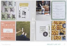 August *MKO* by lifelovepaper at @studio_calico - Project Life Handbook