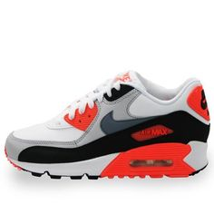 bee639e49b82f NIKE AIR MAX 90 (GS) BIG KIDS 307793-137 SIZE 3.5 Nike.  79.99