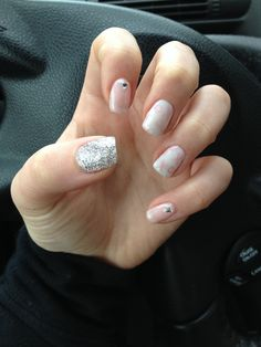 Pre- valentines nails 2014