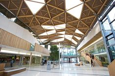 The Forum at University of Exeter by Wilkinson & Eyre Architects