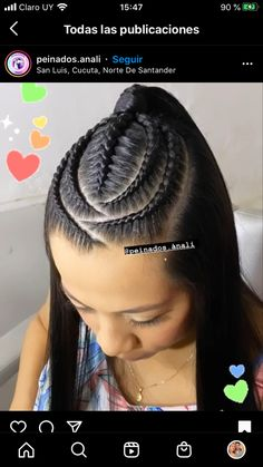 African Braids Hairstyles, Braided Hairstyles, Hair Day, New Hair, Ciara Hair, Natural Hair Styles, Short Hair Styles, Beautiful Braids, Braids For Long Hair