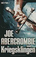Medienhaus: Joe Abercrombie - Kriegsklingen (Fantasy-Roman, 20...