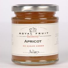 Sugar Free Apricot Jam 225g. Belberry