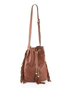 drawstring bag! ohh and fringe too