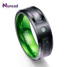 cc966c3f70 YANHUI Men Wedding jewelry 100% 925 Sterling Silver Ring Set 1 Carat SONA  CZ Diamant