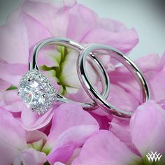 #Whiteflash #Verragio wedding ring set ... this is the perfect ring set. I love this, SO much. I would be the happiest woman alive to wear this ring for the rest of my life