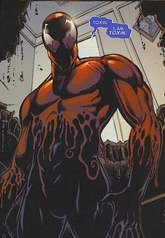 Toxin the Baby of the simbiotes but also happens to be the strongest. True or False