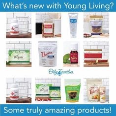What's New From Young Living! | Decorchick!®