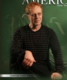 March's edition of American Film features an interview with composer Danny Elfman.