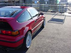 1992 Honda Civic CRX ED9