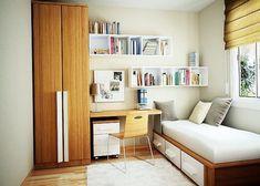 30 fotos, ideas y consejos, para que la tarea de decorar dormitorios juveniles pequeños sea fácil y sencilla. Echa un vistazo para inspirarte.