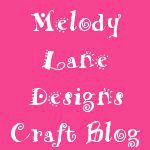 Melody Lane Designs Craft Blog. Tutorials and more cricut. She has awesome shopping hauls:)