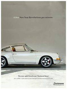 Porsche 912 Weekend Racer //