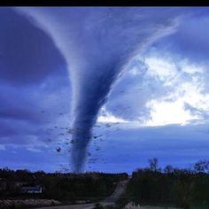 Be a storm chaser