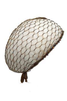 Hairnet, circa 1570