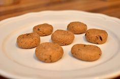Sukkerfrie og proteinrike cookie dough-biter