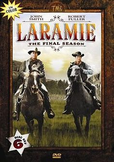 Laramie is an American Western television series that aired on NBC from 1959 to 1963. A Revue Studios production, the program originally starred John Smith as Slim Sherman, Robert Fuller as Jess Harper, Hoagy Carmichael as Jonesy and Robert L. Crawford, Jr., as Andy Sherman.