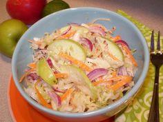Az amerikai káposztasaláta (coleslaw) alapvetően egy majonézes, ecettel ízesített káposztasaláta, amit a jenkik elég rugalmasan kezelnek: tovább...