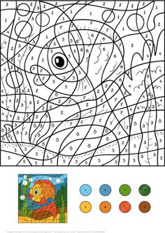 Color by Numbers Coloring Book Awesome Golden Fish Color by Number Stitch Coloring Pages, Coloring Pages Nature, Fish Coloring Page, Animal Coloring Pages, Coloring Books, Coloring Sheets For Kids, Free Adult Coloring Pages, Free Printable Coloring Pages, Color By Numbers