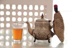mint tea on the riad terrace #speziandocondardarma