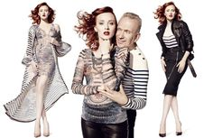 Jean Paul #Gaultier: Seine #Capsule Collection für Lindex | #Fashion Insider Magazin