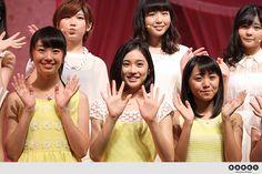 スマイレージ新メンバーは、室田瑞希、佐々木莉佳子、相川茉穂。「この9人体制でいろいろ夢を見ていきたい」   アンジュルム   BARKS音楽ニュース
