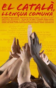 El català, llengua comuna