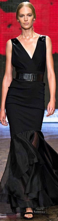 Donna Karan.Spring 2015.
