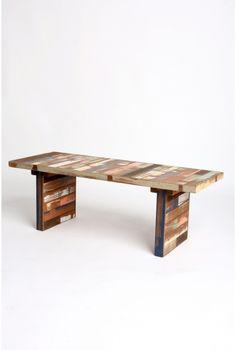 Pattani Reclaimed Bench ($200-500) - Svpply
