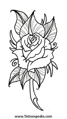 34 Best Lotus Flower Tattoo Outline images in 2017 | Lotus