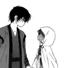 Akatsuki no Yona / Yona of the dawn anime and manga || Hak and Yona