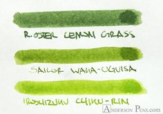 thINKthursday - Robert Oster Lemon Grass