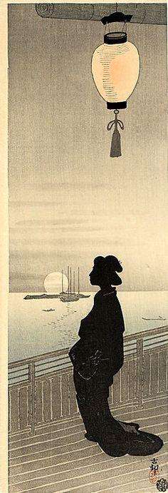 Koson OHARA / 小原古邨 (1877-1945), Japan