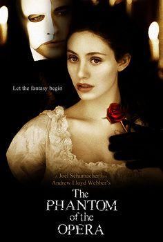 Christine Daae in The Phantom of The Opera!