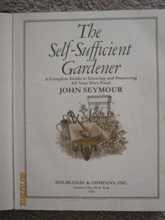 this is my all time favorite - most inspiring homesteading book I used ( so then i need to check this one out  )