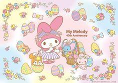 My Melody (*^o^*) #Easter #EasterEggs サンリオのニュース・イベント「マイメロディとアピタ・ピアゴのイースター春まつり開催♪」をご覧ください。