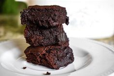 This Red Wine Brownies Recipe Will Take Your Dessert Game up a Notch
