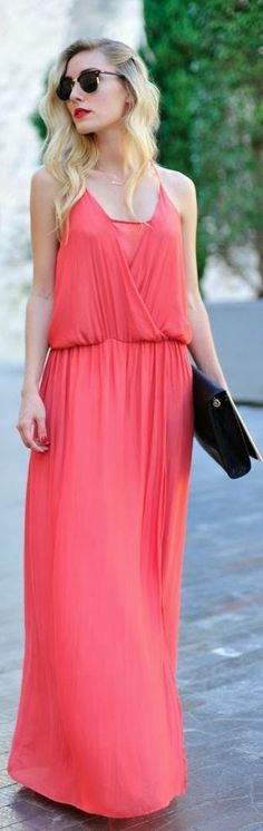 Zara Maxi Dress by Personal Style