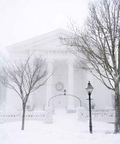 January 3, 2014 Winter Storm Hercules hits Nantucket!