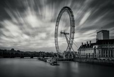Jay Vulture is a London based photographer who specializes in architectural photography. He enjoys taking daytime black and white long exposure Photography Filters, Exposure Photography, Types Of Photography, Street Photography, Art Photography, Moving Clouds, Focus Images, Landscape Architecture Design, Shadow Play