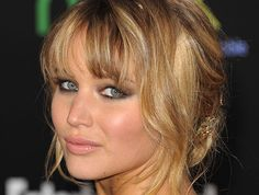 EASY Jennifer Lawrence Makeup Tutorials (How-to)