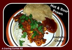 Cheryl made our Hot & Sour Prawn Indian Curry, Curries, Prawn, Cheryl, Cravings, Beef, Dishes, Chicken, Hot
