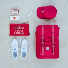 Valentine's Day favorites from Herschel Supply!
