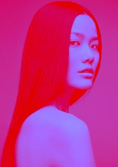 Ever wondered what color your aura is? Take this quiz to find out! Kitsch, Technicolor Beat, Digital Wave, Powerful Art, Figure Photo, Neon, Creative Portraits, Art Plastique, Color Inspiration