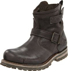 Caterpillar Men's Vern Lace-Up Boot Lace Up Boots, Jeans And Boots, Sock Shoes, Men's Shoes, Mens Biker Boots, Tanker Boots, Bike Boots, Fashion Boots, Mens Fashion