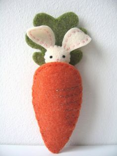 So Precious - Itty Bitty Pocket Bunny on Etsy