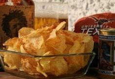 Chips recept képpel. Hozzávalók és az elkészítés részletes leírása. A chips elkészítési ideje: 70 perc
